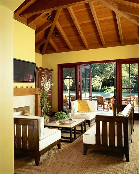 home design with yellow walls decorating with sunny yellow paint colors hgtv