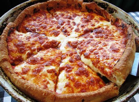 chicago style pizza cheese how deep dish pizza made chicago famous windy city pizza