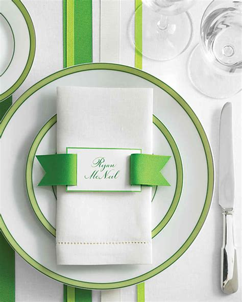 Shaped Place Card Template by Place Card Clip And Templates Martha Stewart