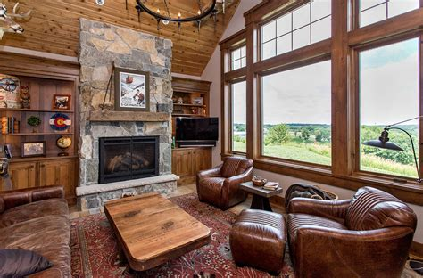 living room rustic 16 sophisticated rustic living room designs you won t turn