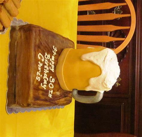 beer cake beer mug cakes decoration ideas little birthday cakes