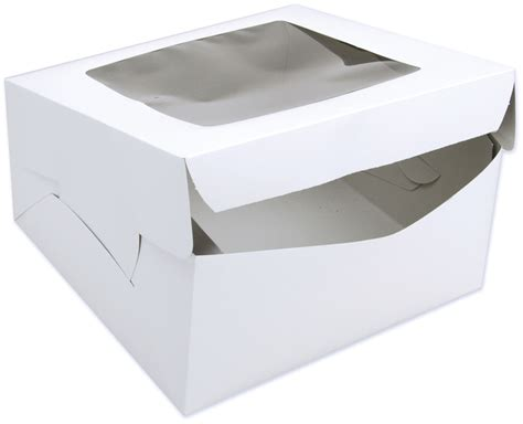 window cake boxes wholesale wholesale bulk dropshipper window cake box 12x12x6 supplier