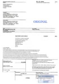 sle bill of lading template connaissement wikip 233 dia