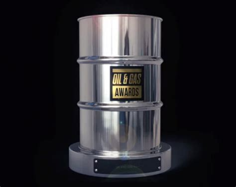 oil & gas awards trophy (photo: business wire) thestreet