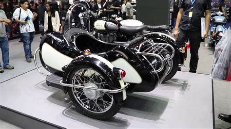 Motor Royal Enfield royal enfield sidecar ท งาน motor expo