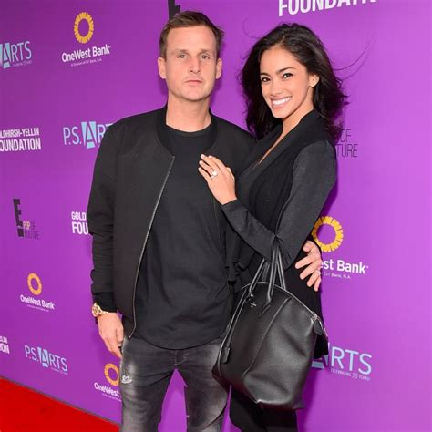rob married rob dyrdek s carpet after getting married