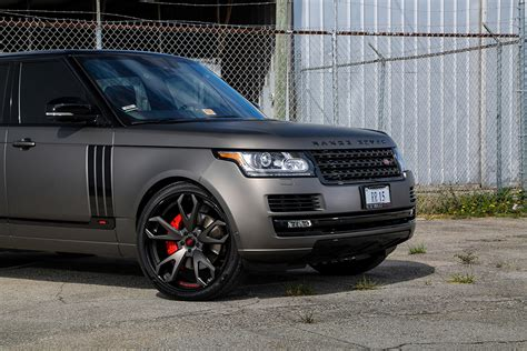 matte gold range rover 50 shades of rover range rover l on 24 f2 19