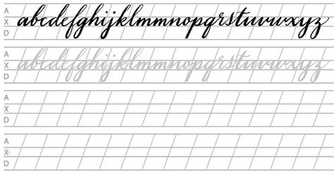 free printable italic handwriting worksheets practice sheet archives katrina alana