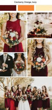 october wedding colors 25 best ideas about october wedding colors on