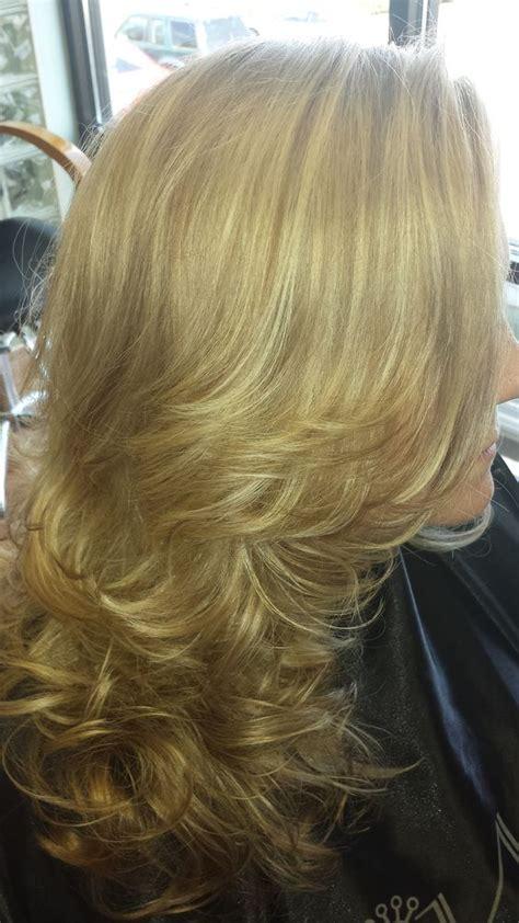custom color medium beige salonmichellesteam beigeblonde hair color