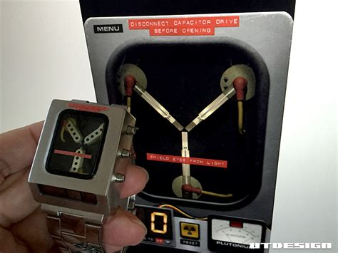 flux capacitor car charger review flux capacitor wristwatch review 28 images utdesign flux capacitor キタ think flux capacitor