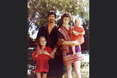 bruce lee daughter biography photos bruce lee s life four decades after his death
