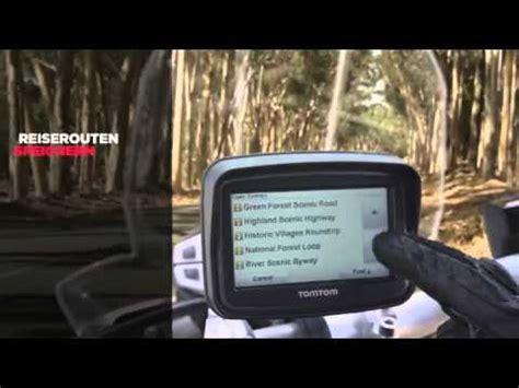 Youtube Motorrad Navi by Tomtom Rider Europe V4 Motorrad Navi Test Youtube