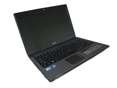 Laptop Acer 4741 I5 Baru Acer Aspire 4741 Nuansa Industrial Jagat Review