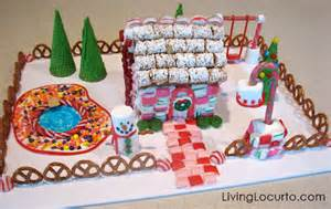 Decorating Ideas For Gingerbread Gingerbread House Decorating Ideas