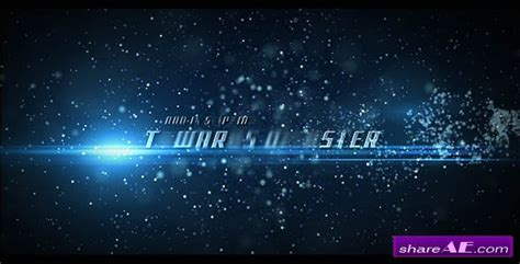 Movie Trailer 01 After Effects Project Videohive 187 Free After Effects Templates After Free After Effects Title Templates