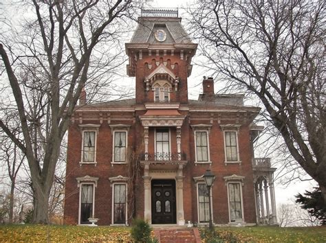 the dog house lafayette indiana lafayette indiana 402 s 9th st 1865 1869 judge cyrus ball house two story
