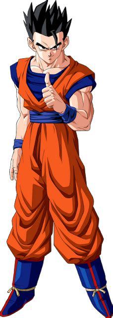 imagenes de goku adulto personajes de dragon ball dragon ball z