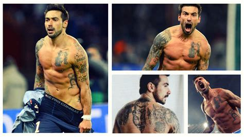 tattooed soccer players most tattooed football players