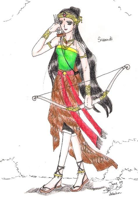 By Srikandi srikandi by dekaha on deviantart