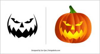 pumpkin carving designs free pumpkin carving patterns z31 coloring page