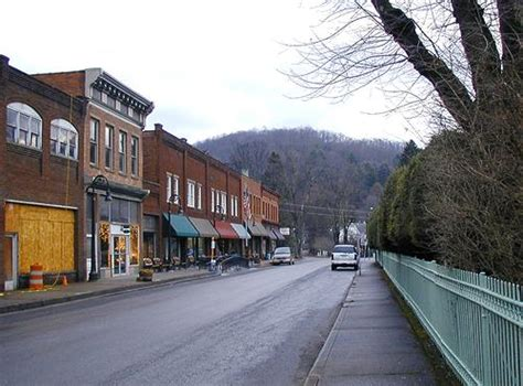 small country towns in america new towns traveling in west virginia coal country