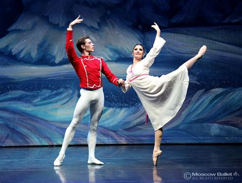 Moscow Ballet Presents 'The Nutcracker' For A Local Cause ...