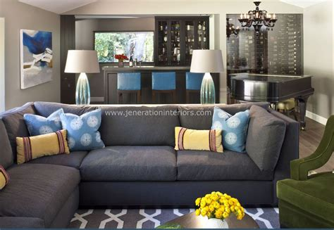 grey and blue sofa grey carpet with grey couch loden green accent chair with