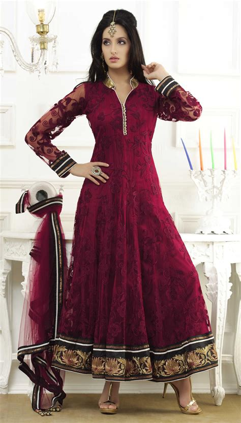 colorful jacket salwar suit neck designs wedding styles salwar kameez the perfect indian outfit for women