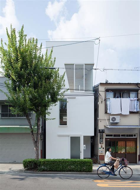 japan skinny house house in tamatsu japanese architecture small houses
