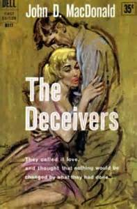 the deceivers a novel books dell book covers 50 99