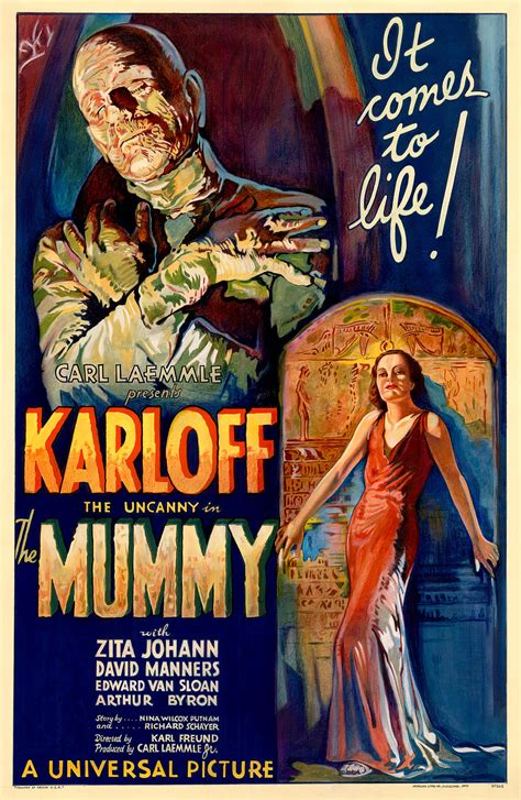 the mummy the mummy 1932