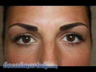 Tattoo Eyebrows Cardiff | eyebrow tattoo hair strokes cardiff