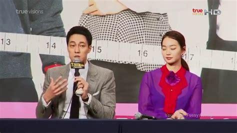 so ji sub shin min ah interview so ji sub shin min ah topetn 6 dec 2015 youtube
