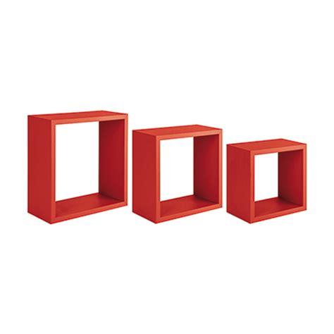 cubo arredo set3 cubi arredo incubo rosso scaramuzza modo