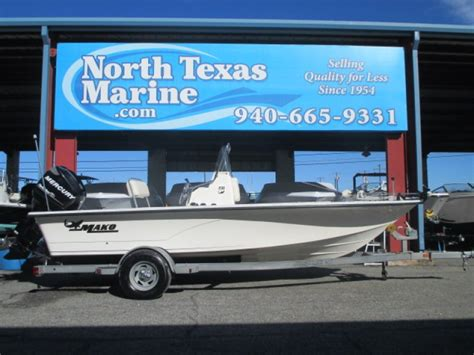 mako boats for sale texas mako boats for sale in gainesville texas