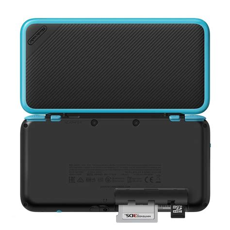 Black Xl New Nintendo 2ds Xl Black Turquoise Ebgames Ca