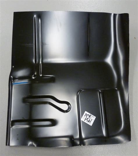 Floor Pan by 1980 1997 Ford Bronco And Ford Truck Floor Pan Left