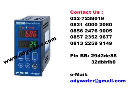 Jual Alat Ukur Ph Air Di Medan 0821 2742 3050 jual alat lab cod meter conductivity
