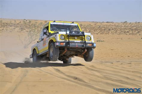 Maruti Suzuki Desert Mobil 1 To Be Official Lubricant Partner Of The 13th
