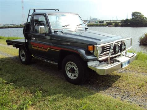 Toyota Land Cruiser 70 For Sale Usa Toyota Land Cruiser 70 1988 Used For Sale