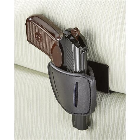 bed gun holster bedside gun bracket with holster 642851 holsters at