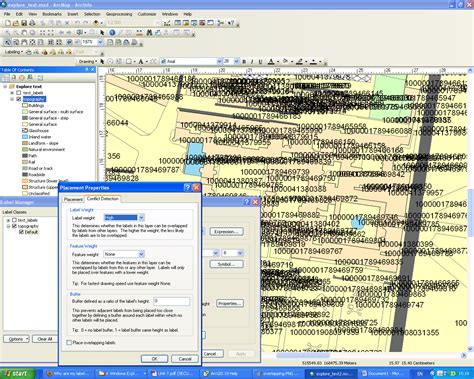 using get image and image with arcmap image services esri why are labels overlapping in arcgis desktop geographic