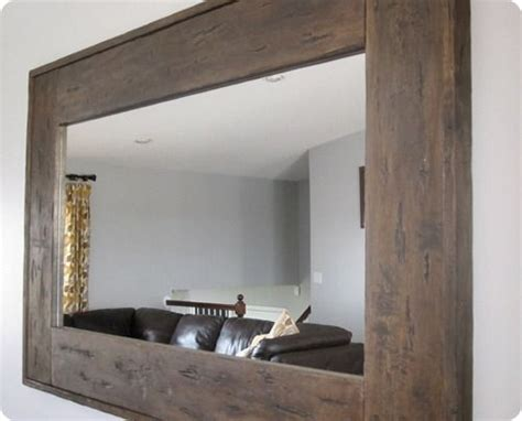 how to frame a bathroom mirror with wood best 25 wood mirror ideas on pinterest mirrors full