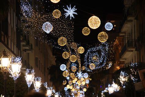 salerno illuminazioni natalizie 187 vietri napoli e salerno g t