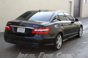 2010 Mercedes E350 For Sale Ideal Cars Used 2010 Mercedes E350 4matic For