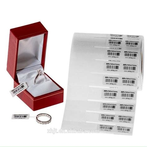 digital price rfid jewelry digital price tags label buy digital price