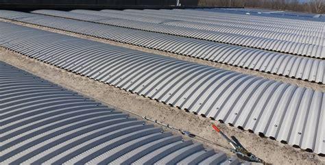 coperture per capannoni realizzazione coperture industriali bergamo