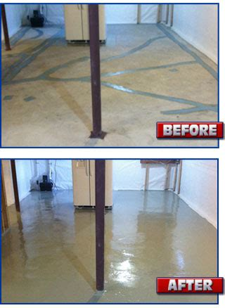 Basement Sealing   Basement Waterproofing