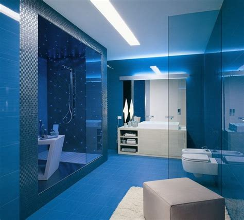 bathroom ideas blue modern blue bathroom ideas decozilla